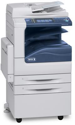 Photocopy Fuji Xerox Workcentre 2060
